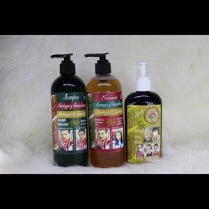Shampoos for hair loss, hair growth & dandruffNWT, used for sale